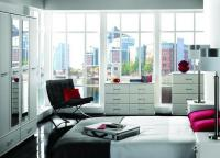 Modern bedroom furniture in your Home